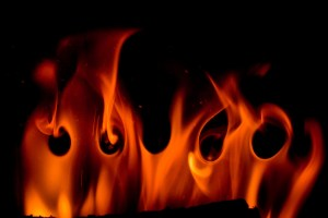 Fire. Image Source: Umberto Salvagnin, Flickr, Creative Commons