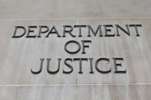 Department of Justice Image Source: John Taylor, Flickr, Creative Commons.