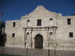 The Alamo Image Source: a rancid amoeba, flickr, Creative Commons
