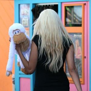 Blonde woman. Image Source: Randy (Randy Son Of Robert) from Newbury Park, California, USA