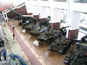 China: Military Museum Image Source: Benjamin Vander Steen