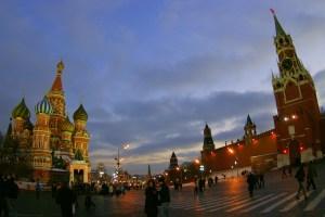 Russia.  Image Source: Adam Baker, Flickr, Creative Commons