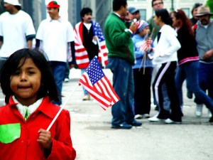 Immigration reform. Image Source: jvoves, Flickr, Creative Commons