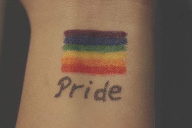 LGBT. Image Source: Denise Coronel, Flickr, Creative Commons.