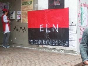 ELN Colombia Image Source: Julián Ortega Martínez, Flickr, Creative Commons