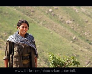 Kurdish woman Image Source: jan Sefti, Flickr, Creative Commons