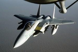 Saudi Air Force Image Source: Ian Burt, Flickr, Creative Commons