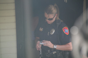 Texas cop. Image Source: Jim Wall, Flickr, Creative Commons