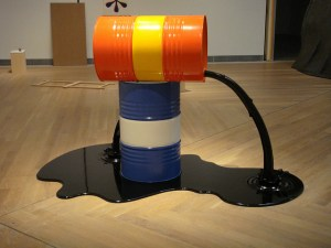 Oil barrell Image Source: olle svensson, Flickr, Creative Commons