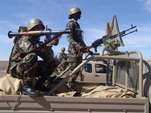 Mali troops Image Source: Magharebia, Flickr, Creative Commons