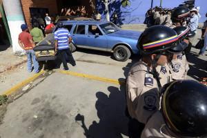 Prison riot Image Source: Diariocritico de Venezuela, Flickr, Creative Commons