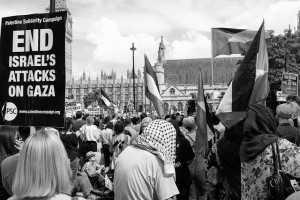 London March in support of Gaza Image Source: James_London, Flickr, Creative Commons