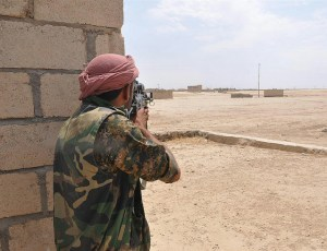 Image Source: free kurdistan, Flickr, Creative Commons Kurdish YPG Fighter