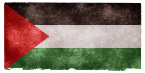 Palestinian Flag Image Source: Nicolas Raymond, Flickr, Creative Commons