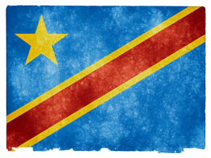 Image Source: Nicolas Raymond, Flickr, Creative Commons Democratic Republic of the Congo Grunge Flag Grunge textured flag of the Democratic Republic of the Congo on vintage paper