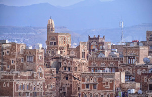 Image Source: Rod Waddington, Flickr, Creative Commons Sanaá, Yemen