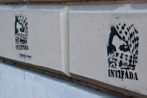"""Image Source: Andrea Mancini, Flickr, Creative Commons Intifada """"Dalla parte dei palestinesi"""" Manifestazione nazionale a Roma, sabato 17 gennaio Vita, terra, libertà per i palestinesi."""