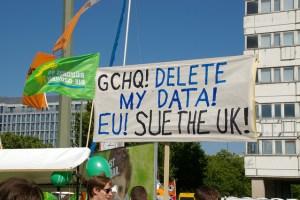 Image Source: Frerk Meyer, Flickr, Creative Commons GCHQ ! Delete my data!