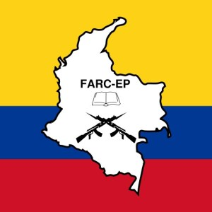 Image Source: Global Panorama Flickr, Creative Commons FARC-EP Flag Image Courtesy: Desconocido (cuadrado por Juan Pablo Arancibia Medina), Licensed under the Creative Commons Attribution-Share Alike 2.5 Generic | Wikimedia Commons