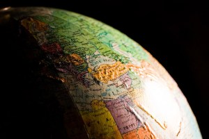 Image Source: Kenneth Lu, Flickr, Creative Commons Old Globe (Project 365 Day 356)