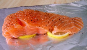 Image Source: James Bowe, Flickr, Creative Commons Salmon Fillet