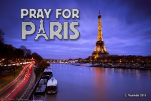 Image Source: Tobias Theiler, Flickr, Creative Commons Pray for Paris