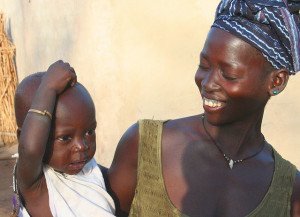 Image Source: Mishimoto, Flickr, Creative Commons Mother and child, Farafenni Gambia