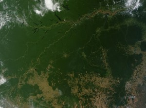 Image Source: NASA Goddard Space Flight Center Flickr, Creative Commons Cloud Free View of the Amazon
