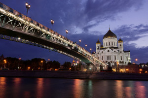 Image Source: kishjar?, Flickr, Creative Commons Cathedral of Christ the Saviour