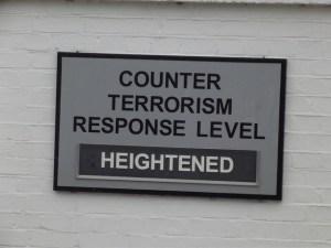 Image Source: Elliott Brown, Flickr, Creative Commons Porter's Lodge - Portsmouth Historic Dockyard - Counter Terrorism Response Level: Heightened