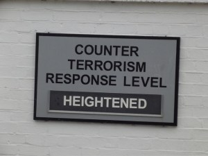 Image Source: Elliott Brown, Flickr, Creative Commons Porter's Lodge - Portsmouth Historic Dockyard - Counter Terrorism Response Level: Heightened