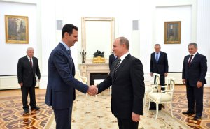 https://commons.wikimedia.org/wiki/Category:Vladimir_Putin_and_Bashar_al-Assad#/media/File:Bashar_al-Assad_in_Russia_(2015-10-21)_06.jpg