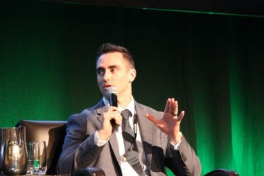 Dr Matthew Bell, Ernst & Young, told Green Cities 2014 that the green investment universe is global and growing