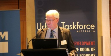 Urban Taskforce chief executive Chris Johnson