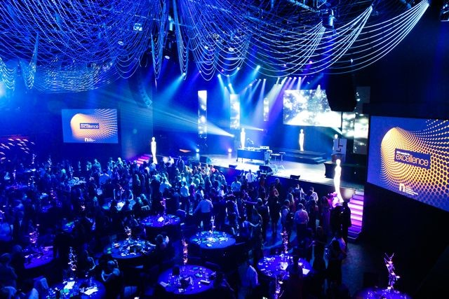 A glittering night for women in the property and development industry, at The Star for the NSW NAWIC Awards 2014