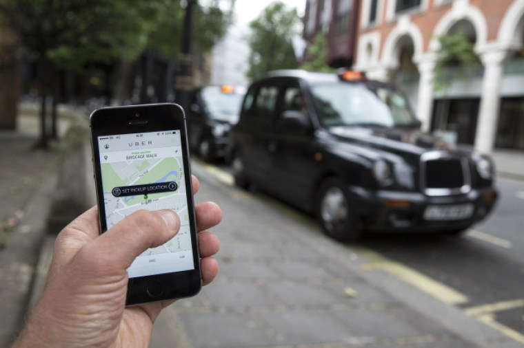 Uber is just one car share business taking off