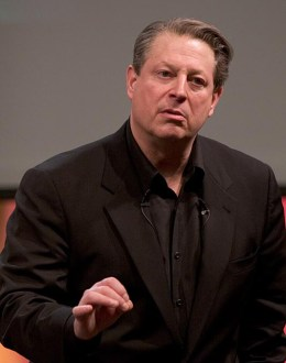 Gore: We can fight climate change and grow the economy.