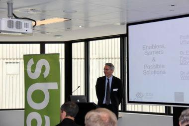 Moderator, Professor Christopher Wright, University of Sydney Business School