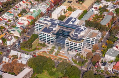 Australia Post's Sydney HQ StarTrack House