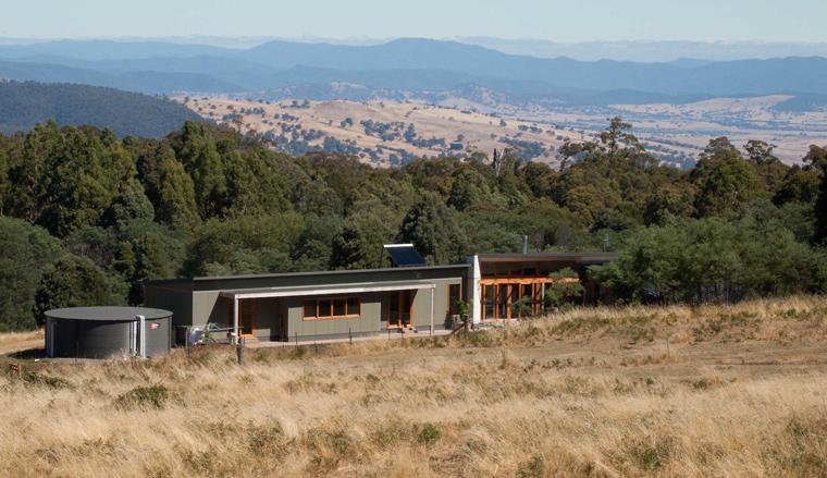 Habitech's Alpine House