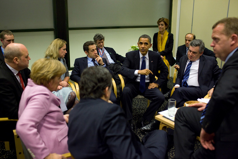 How might the leaders of nation-states be made accountable for the global impacts of their decisions? White House/Peter Souza
