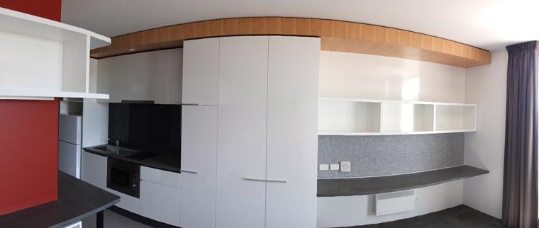 Inveresk Residences unit interior