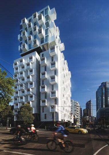 Upper House on Swanston St, Melbourne
