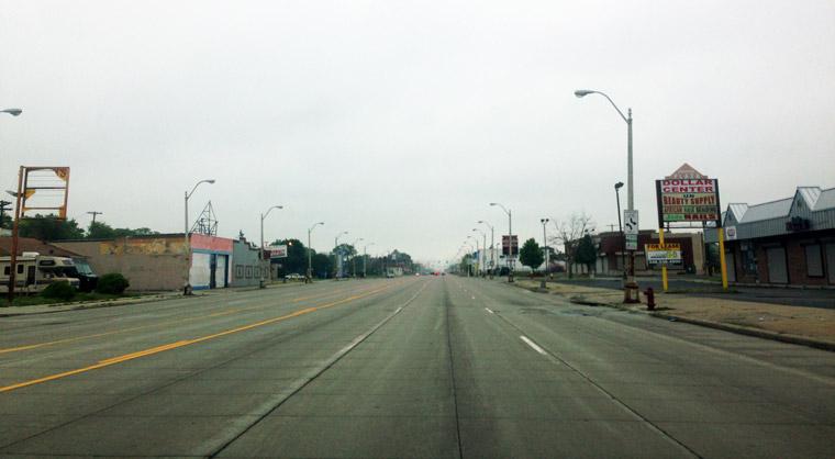 Gratiot Ave, Detroit