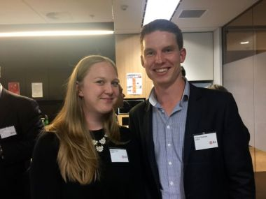 Brittany Voge and Francis Roberson, NABERS, NSW Office of Environmnet & Heritage