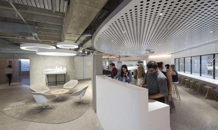 Floor-to-ceiling volume. Image: Architectus
