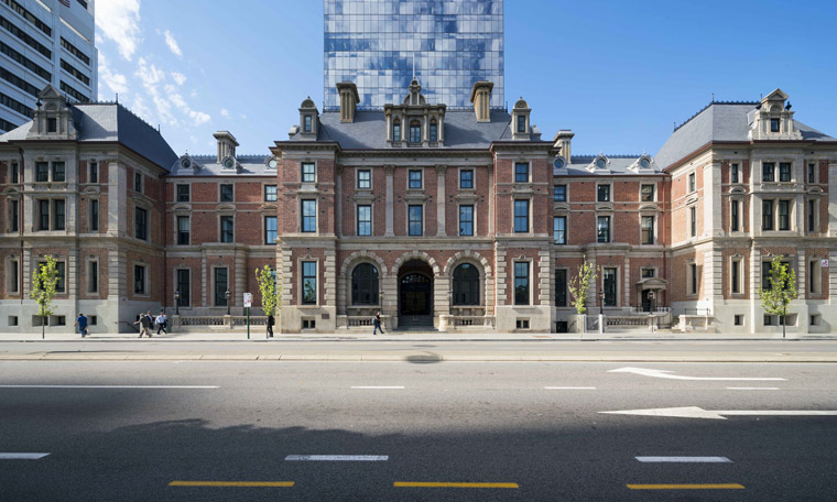 The State Buildings. Image: Angus Martin