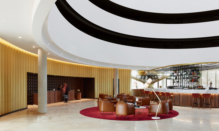 Canberra Airport Hotel. Image: Rodrigo Vargas