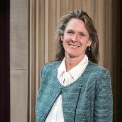Molly Harriss Olson, Fairtrade Australia and New Zealand.