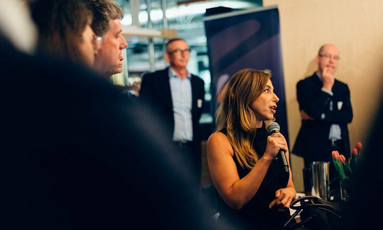 Nicole Gerschel explains Smart Urban Villages